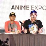 Jojo's Bizarre Adventure talk session during the Anime Expo 2017 convention in Los Angeles