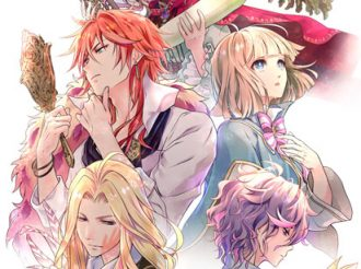 Otome Game DamexPrince Gets Winter 2018 Anime Adaptation