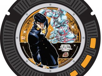 JoJo's Bizarre Adventure Takes Over Manhole Covers in Sendai