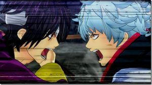 Still from Gintama: Project Last Game