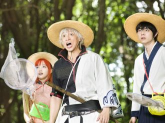 Gintama Live Action Reveals Hilarious Making-Of Video