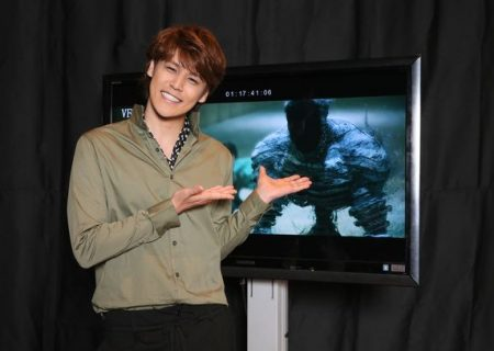 Mamoru Miyano, the voice of Kei Nagai in the Ajin anime