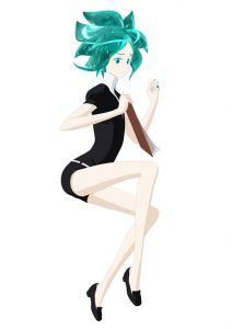 Houseki no Kuni | Phosphophyllate's Character Visual