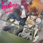 Granrodeo - Move on! Ibaramichi Anime Edition CD Jacket
