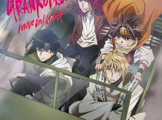 Saiyuki Reload Blast: Jackets for Granrodeo OP Single Released, OST Announced