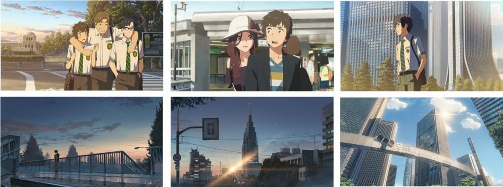 Your Name (Kimi no Na wa) Stills