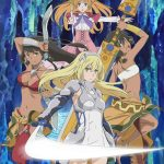 Sword Oratoria Anime
