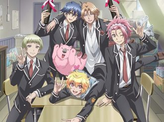 Cute High Earth Defense Club LOVE! LOVE! LOVE! Reveals Trailer