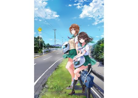 Anime Visual for Two Car
