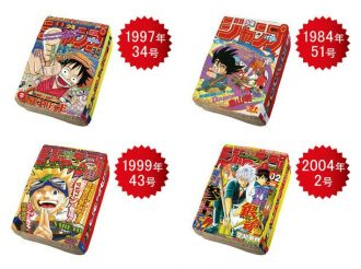 Shonen Jump Celebrates 50th Anniversary With Unique Lottery Prizes