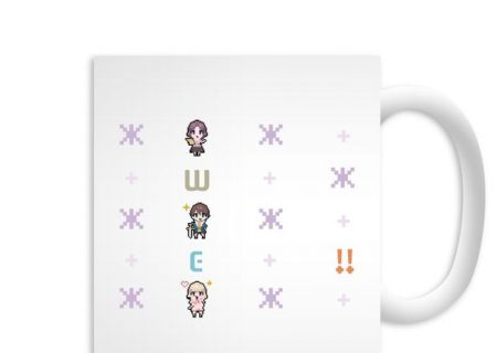 New Game!! Anime Mug