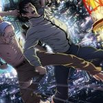 Inuyashiki Anime Visual