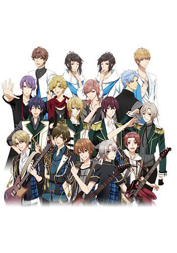 Tsukipro the Animation Anime Visual