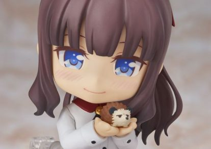New Game!! Hifumi Takimoto Nendoroid