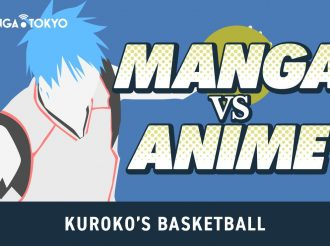 Kuroko's Basketball Manga VS Anime: Seirin High vs Yousen High