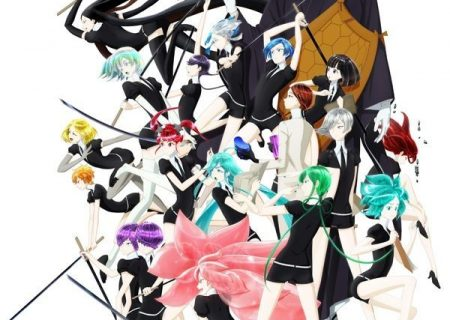 Land of the Lustrous (Houseki no Kuni) Key Visual