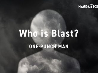 Who Is Blast, The Top-Ranking Hero in One-Punch Man