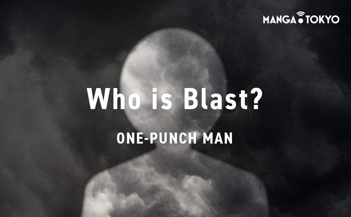 Who Is Blast, The Top-Ranking Hero in One-Punch Man | MANGA