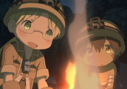 Made in Abyss Episode 8 Official Anime Screenshot
