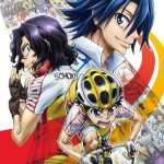 Anime recap movie Yowamushi Pedal Re:Generation Key Visual