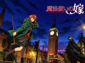 The Ancient Magus' Bride Reveals Ending Theme