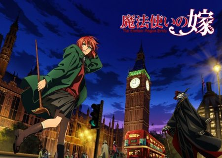 Fall anime The Ancient Magus' Bride will be titled 'Wa -cycle-'