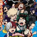 My Hero Academia New Key Visual