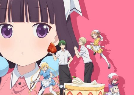 Blend S, upcoming Fall 2017 anime
