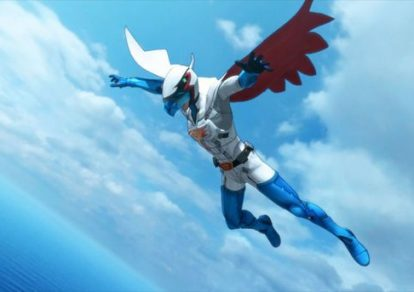 TV Anime Infini-T Force Picture