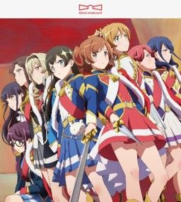 mixed-media project Shojo Kageki Revue Starlight