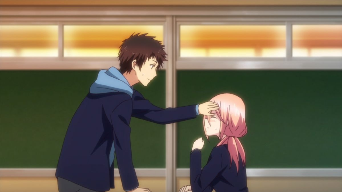 NTR: Netsuzou Trap Episode 9 Official Anime Screenshot