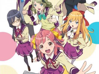 Anime Gataris Announces Theme Songs and Broadcast Date