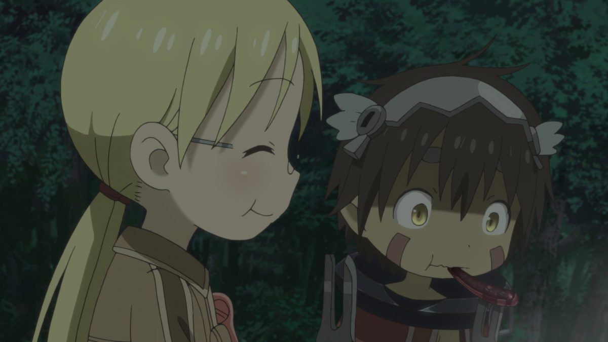 Made in Abyss Episode 5 Official Anime Screenshot