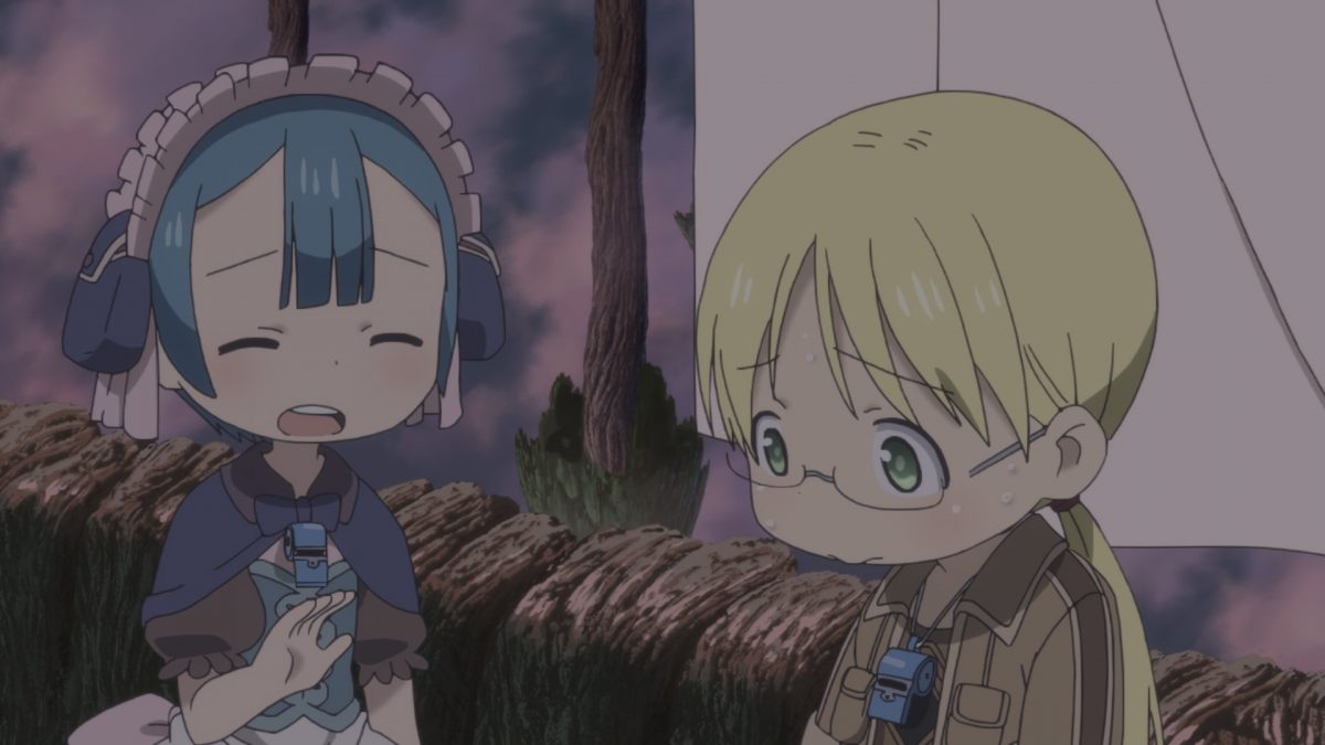 Made in Abyss Episode 6 Official Anime Screenshot
