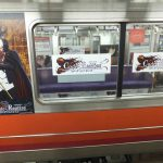 Kyomaf and Anime Code: Realize ~Guardian of Rebirth~ are collaboration with Kyoto Tozai Line