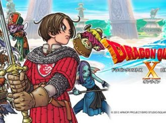 Dragon Quest X Released First Episode of Anime Short