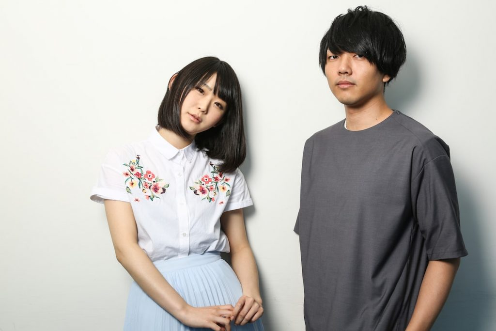 J-Pop Music Duo ORESAMA
