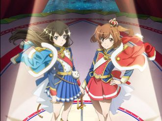Multi-Entertainment Anime Shojo Kageki Revue Starlight First Single Announced