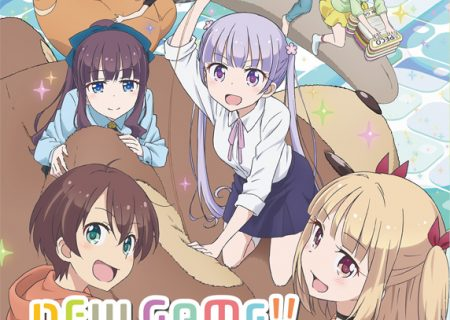 New Game!! x Cure Maid Cafe Collaboration Cafe
