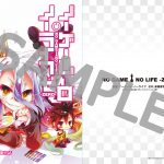 No Game No Life Zero Original Novel and Manga Booklet