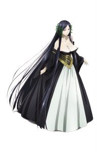 Titania the Queen of Fairies from anime The Ancient Magu's Bride