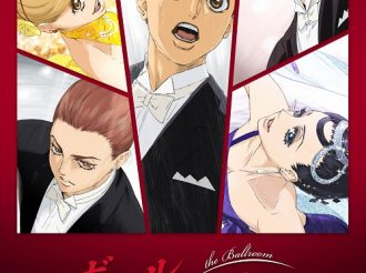 Welcome to the Ballroom Episode 6 Review: Line of Dance