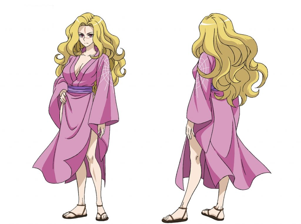 Tou Sei from Fox Spirit Matchmaker Anime