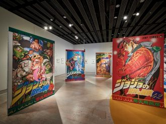 Long-Awaited JoJo's Bizarre Adventure Exhibition In Sendai Opens