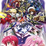 Magical Girl Lyrical Nanoha Anime Visual