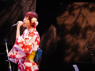 ChouCho Acoustic Concert Oozed With the Feeling of Summer