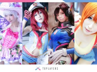 Making Cosplay Your Career: TopLayers Cosplayer Production