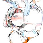 Illustration from MANGA.TOKYO'S Interview with llustrator Yuno: On Anime Art and Praise