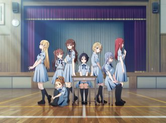 22/7 Real Life Anime Idols Reveal Details on Debut Single