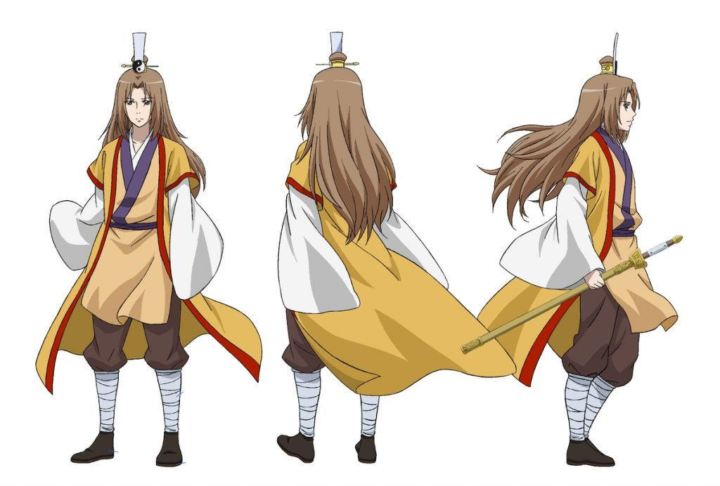 Fuuki Ouken from Fox Spirit Matchmaker Anime